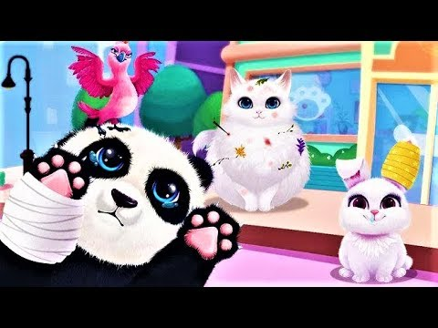 Pet Hospital Care Games - Play And Help Poor Animals - Gameplay Android / Ios