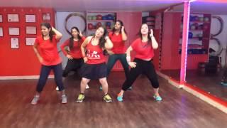 Bliss Fitness choreography - UFF ( Bang Bang )