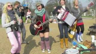 "Katzenjammer - ""Land of Confusion"" at Primrose Hill - March 22, 2012"