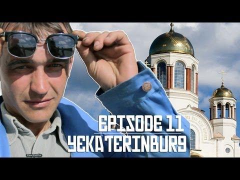 Yekaterinburg   Trans-Siberian Railway (EP.11)