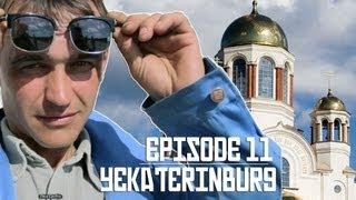 Yekaterinburg | Trans-Siberian Railway (EP.11)