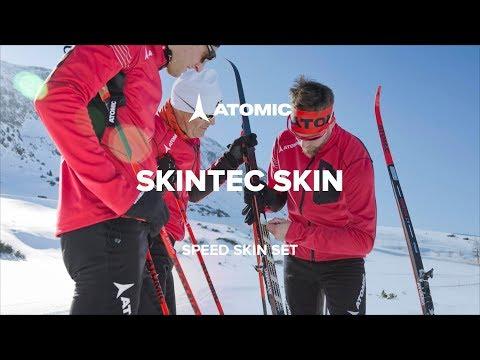 Atomic Skintec | Speed Skin Set