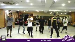 Chachi Gonzales Choreo on You're Not My Girl - Ryan Leslie