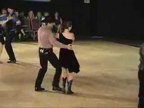 Nightclub Two Step Competition