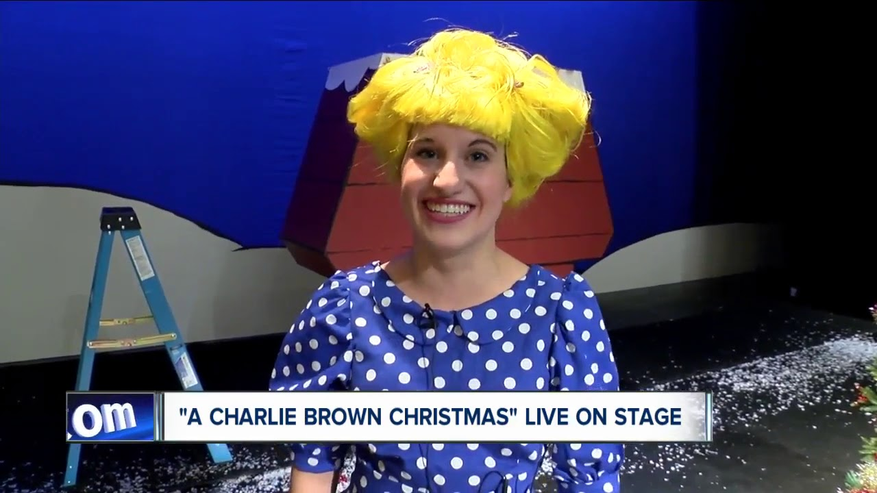 A Charlie Brown Christmas Live On Stage.A Charlie Brown Christmas Live On Stage