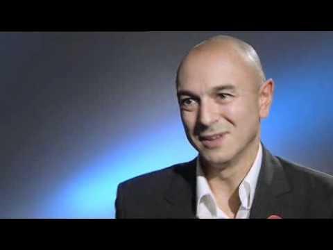 Daniel Levy Interview - Tottenham Hotspur
