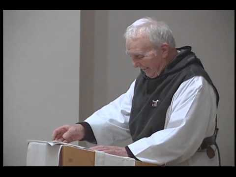 Abbey of Gethsemani   Fr  Matthew Kelty on Thomas Merton part 1