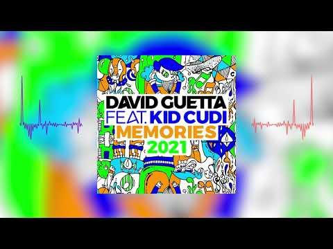 David Guetta - Memories (ft. Kid Cudi)(2021 remix) [visualizer] indir