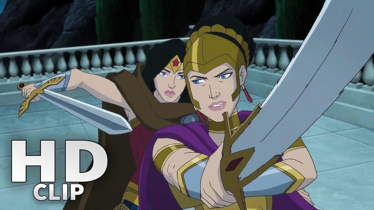 Download Wonder Woman vs. Hippolyta   Wonder Woman: Bloodlines