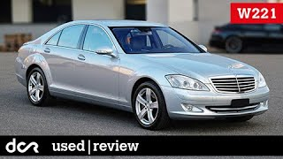 Buying a used Mercedes S-class (W221) - 2006-2013, Ultimate Buying Guide with Common Issues