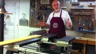 How To Make Shopsmith Out Feed Table On A Shopsmith Mark V & Mark 7 - Shopsmithdoug
