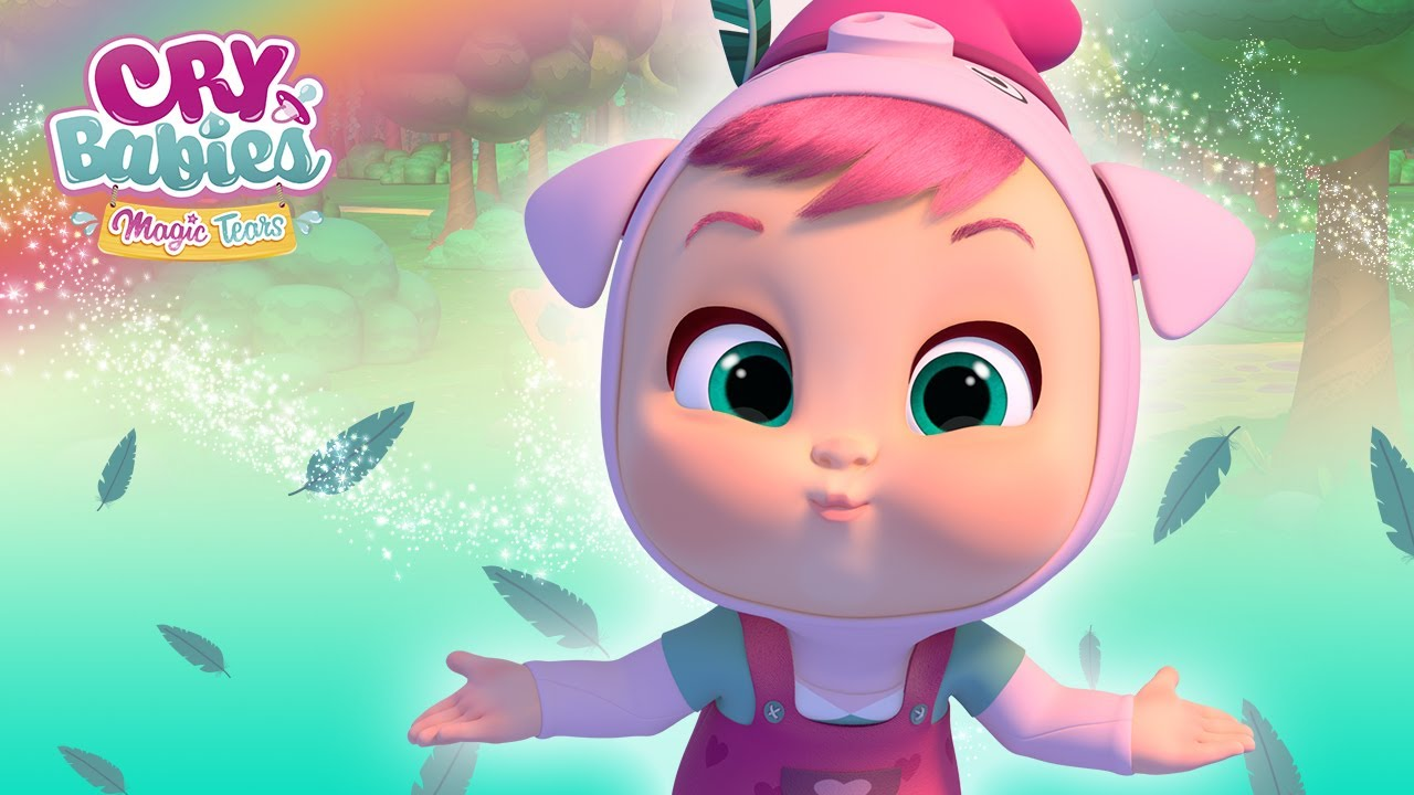 🐷 PIGGY and THE STRONG WIND 💨 STORYLAND 📖🌈 CRY BABIES 💧 MAGIC TEARS 💕 NEW Season 💖 CARTOONS for KIDS