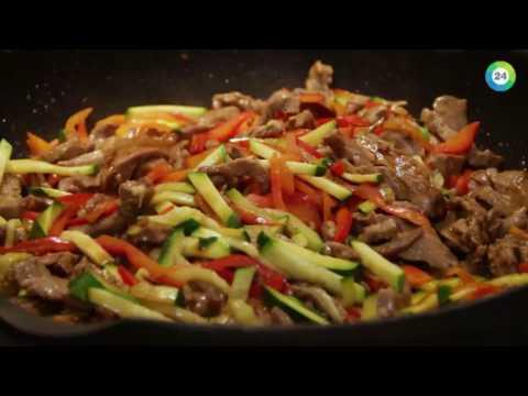Рецепт Бремя обеда рецепт нежнейшей телятины