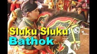 SLUKU SLUKU BATHOK - Jathilan Roso Tunggal - HORSE Trance DANCE Kuda Lumping Kesurupan [HD]
