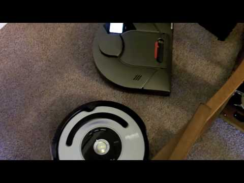 Video thumbnail of Roomba