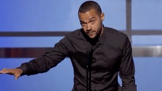 Grey's Anatomy Actor Jesse Williams Delivers Powerful Speech @ BET Awards