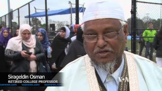 Thousands Gather To Honor Three Muslims Killed In North Carolina