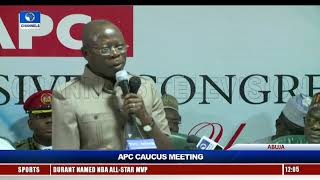 APC Chairman Alleges Ballot Papers, Results Sheets Have Been Sighted In Some Areas