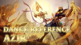 Azir's Dance - Remember The Time - League of Legends (LoL)
