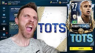 MAMY TO!!! STARTUJEMY TOTS EVENT ROBERTO CARLOS 97 OVR PRIME ICON FIFA MOBILE 19
