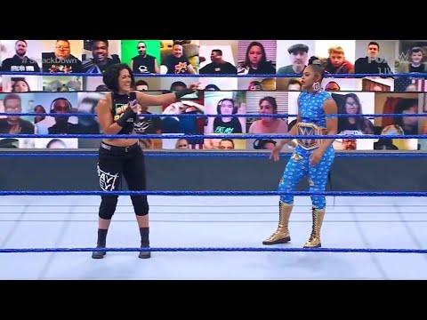Download Bianca Belair Opens SmackDown