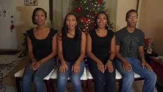 White Winter Hymnal- Family Christmas A Cappella 2014