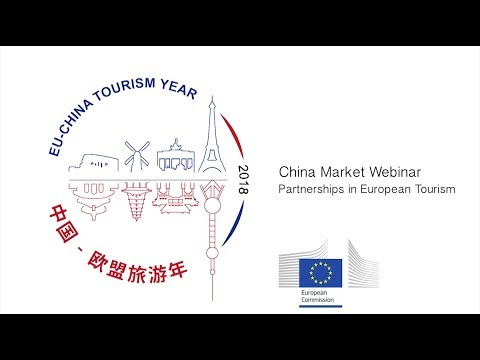 China Market Webinar - Partnerships in European Tourism