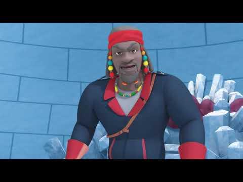 Shiva - Full Episode 120 - Penguins Of Ice Land