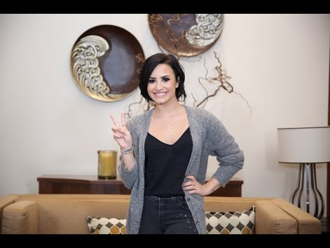 Exclusive Interview with Demi Lovato