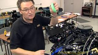 How To Tune Up a MerCruiser MPI Sterndrive - PowerBoat TV