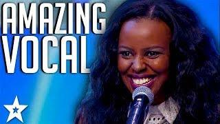 AMAZING Singer Melts Hearts on SA's Got Talent 2017
