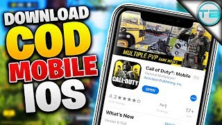 How to Download Call of Duty Mobile (CODM) On iOS iPhone/iPad
