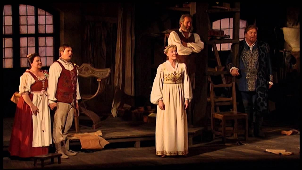 """Die Meistersinger von Nürnberg: """"Selig, wie die Sonne"""" (Quintet)"""