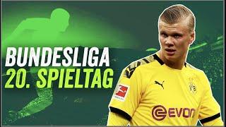 Haaland & Sancho - BVB rasiert die Liga! Bremen im freien Fall! Onefootball Bundesliga Rückblick