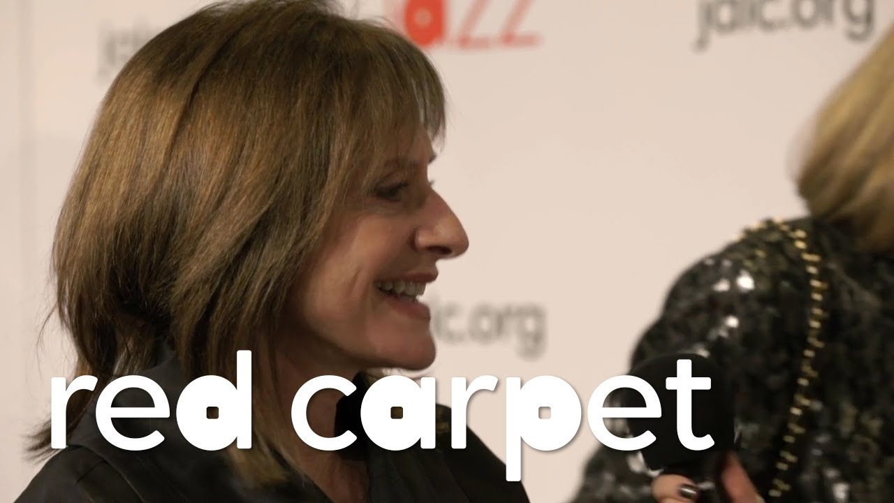 On the Red Carpet with PATTI LUPONE