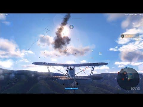 World of Warplanes (2020) - Gameplay (PC HD) [1080p60FPS]