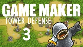 [Game Maker] Tower Defense - Part 3 - Wave System