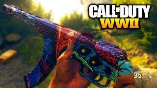 call of duty ww2 new camos...
