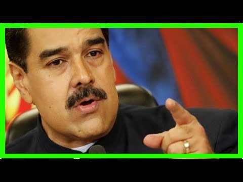Venezuela maduro warns of repeat elections in states won by oppositionby News Chanel