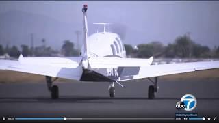 ABC 7 News - Montecito Mudslide Airlift Interview