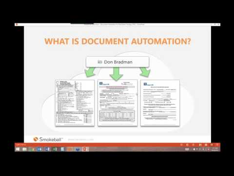 Document Automation for Real Estate Closings