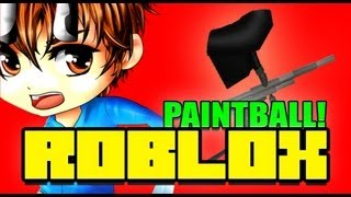 Roblox Paintball! - YOU CAN'T TAKE MEH FLAG! w/Jcs1707