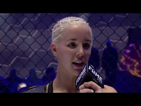 FAME MMA 4: Lil Masti (wywiad w oktagonie)