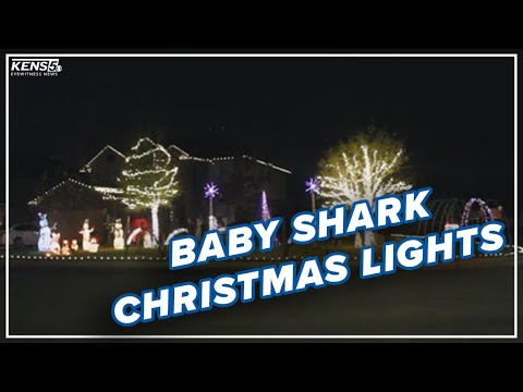 Chase Matthews - Your Child Will Love This House's Lights Display!