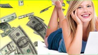 как быстро заработать 50000 рублей без вложений 756$ в месяц