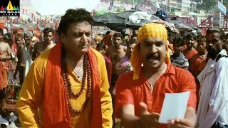 Prudhvi Raj and Srinivas Reddy Comedy Scenes Back to Back | Shakti Movie Comedy | Sri Balaji Video