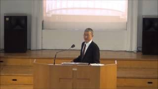 20150802浸信會仁愛堂主日信息_李朝成牧師