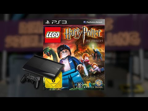 Gameplay : LEGO Harry Potter: Jahre 5-7 [Playstation 3]