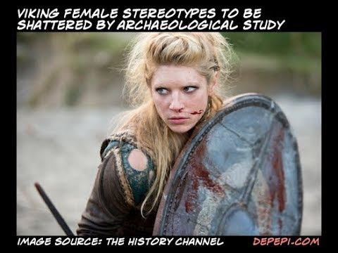 #Viking #Military Leader In Grave In #Birka Long Believed To Be A Man Is A Woman Scientists Say