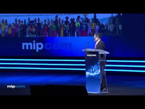Keynote: Rudy Tanoesoedibjo, PT MNC Sky Vision & Nadav Palti, Dori Media Group - MIPCOM 2015